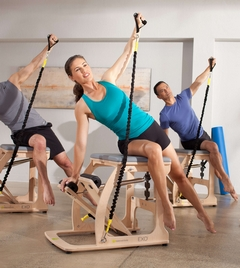 PILATES BARRE & CHAIR