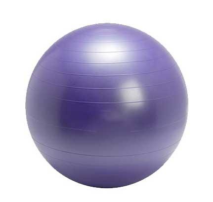 Balón de ejercicio de 55 cm.